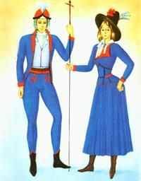 Мужского костюма великой французской революции