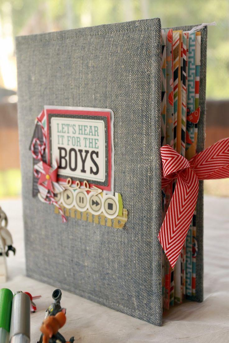 Уголок моего вдохновения: Альбом для мальчика