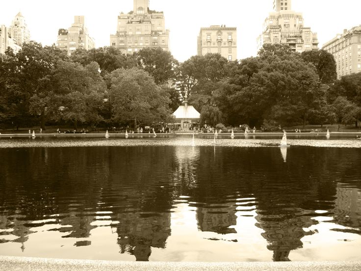 From Central Park, New York