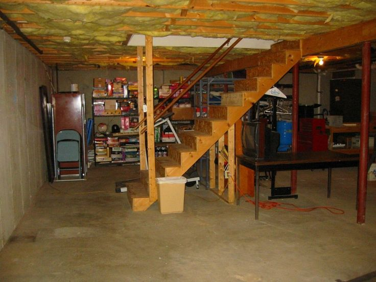 Before and after Cost to Finish a Basement