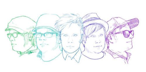 Fall Out Boy // Evolution of Patrick Stump