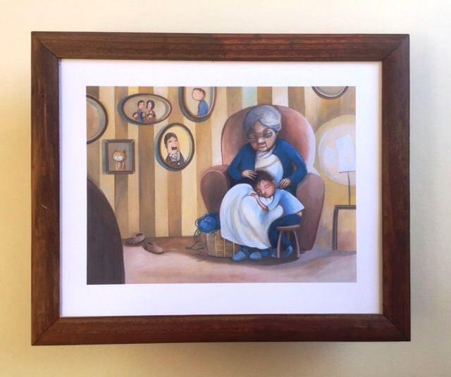 8x10, Arte para niños, Decoración, Ilustración, Niños, DYI de VaradiIlustration en Etsy https://www.etsy.com/es/listing/507388080/8x10-arte-para-ninos-decoracion