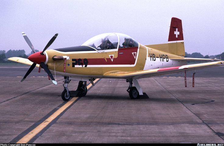 Pilatus PC-9 aircraft picture