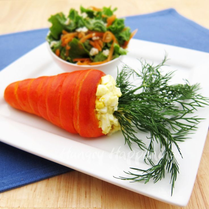 Food Design Ideas: 15 Beautiful Easter Food Decoration Ideas, Edible