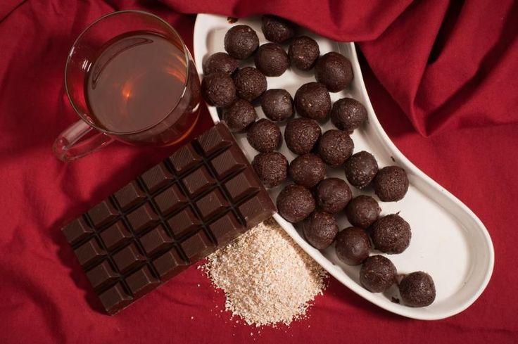 Recept voor: Antioxidatief Chocolaatje - Rineke Dijkinga