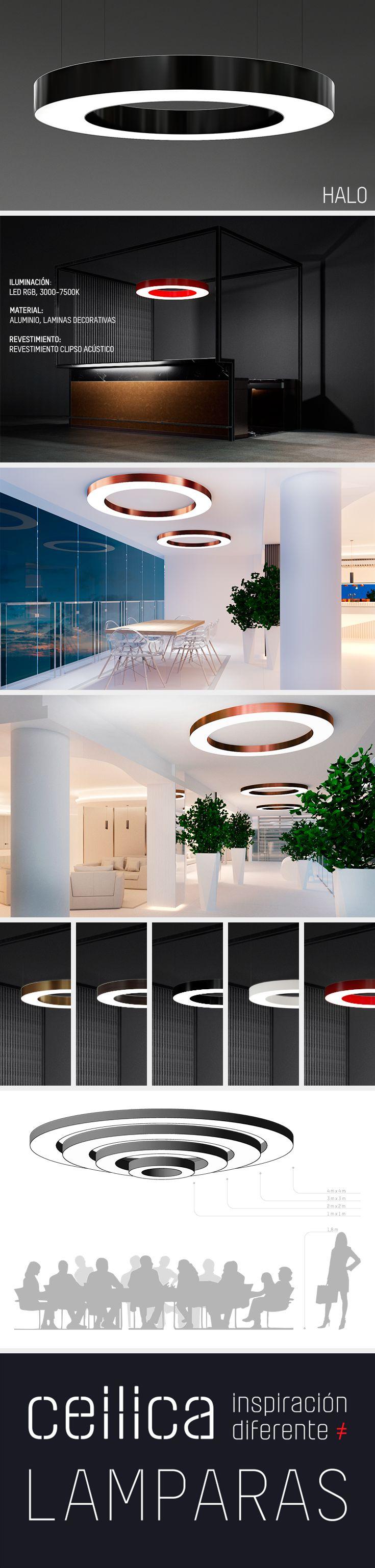 Las 25 mejores ideas sobre techos altos en pinterest - Lamparas para techos altos ...