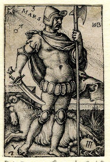 marinni | Hans Sebald Beham(1500-1550)Часть1