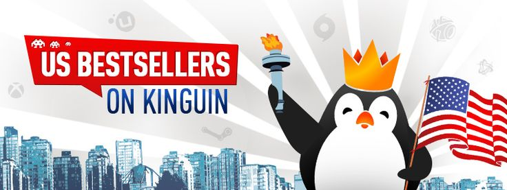 America's favourite games! http://www.kinguin.net/united-states-bestsellers