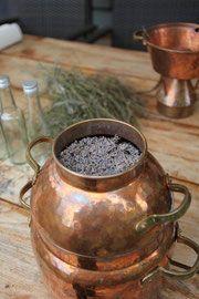 Destillieren - selfmade craft- Naturkosmetik selbst gemacht