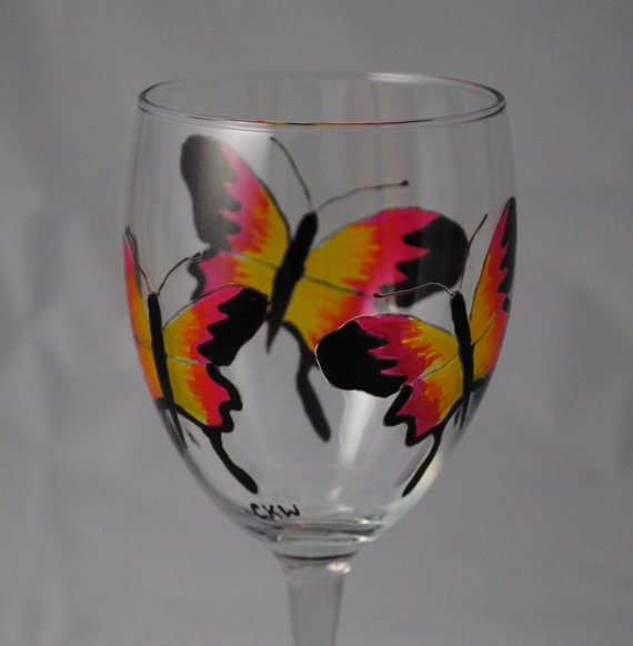 17 Best Images About Sl Inte Wine Glasses On Pinterest