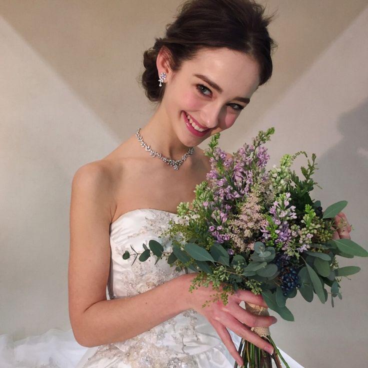 ≪第2回marry会≫参加者募集♡タカミブライダル×Gendaiさんに学ぶ、ドレスと髪型の最強コーデ*にて紹介している画像