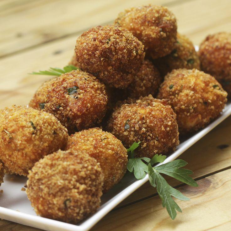 Chicken, Bacon Chipotle Balls Recipe by Tasty