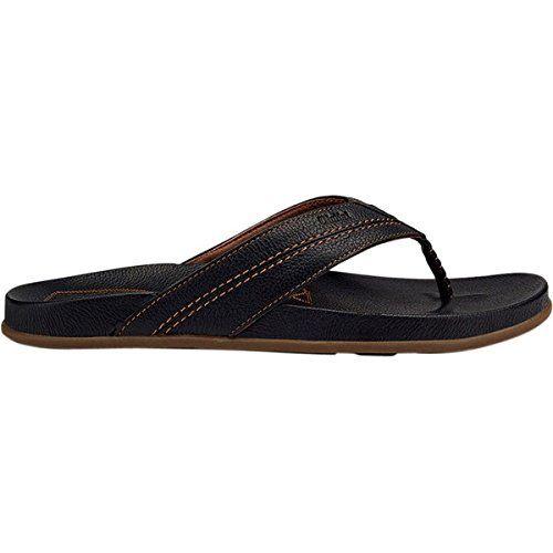 (オルカイ) Olukai メンズ シューズ・靴 ビーチサンダル Mohalu Flip Flop 並行輸入品  新品【取り寄せ商品のため、お届けまでに2週間前後かかります。】 カラー:Black/Black カラー:ブラック