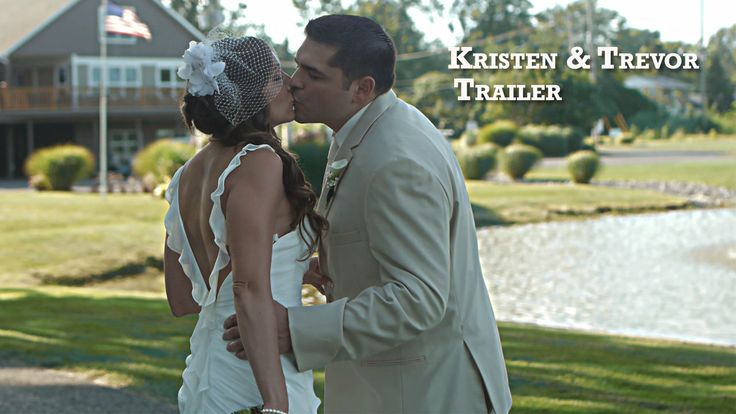 Kristen & Trevor Wedding Trailer