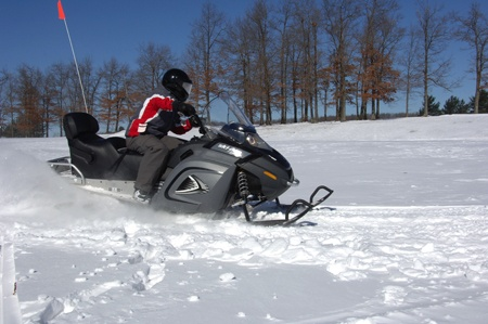 Nordic Center Snowmobile Tours @ Wisp Resort