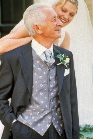 Dressing Dad; Dressing guidelines for the father of the bride (BridesMagazine.co.uk)