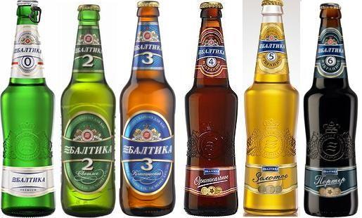 Baltika Beer - Buy Baltika Beer Product on Alibaba.com
