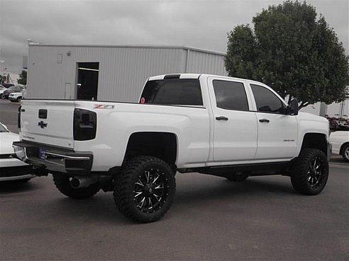 2015 Chevrolet Silverado 2500HD 4x4 LT Z71, Lifted! Power Boards ...