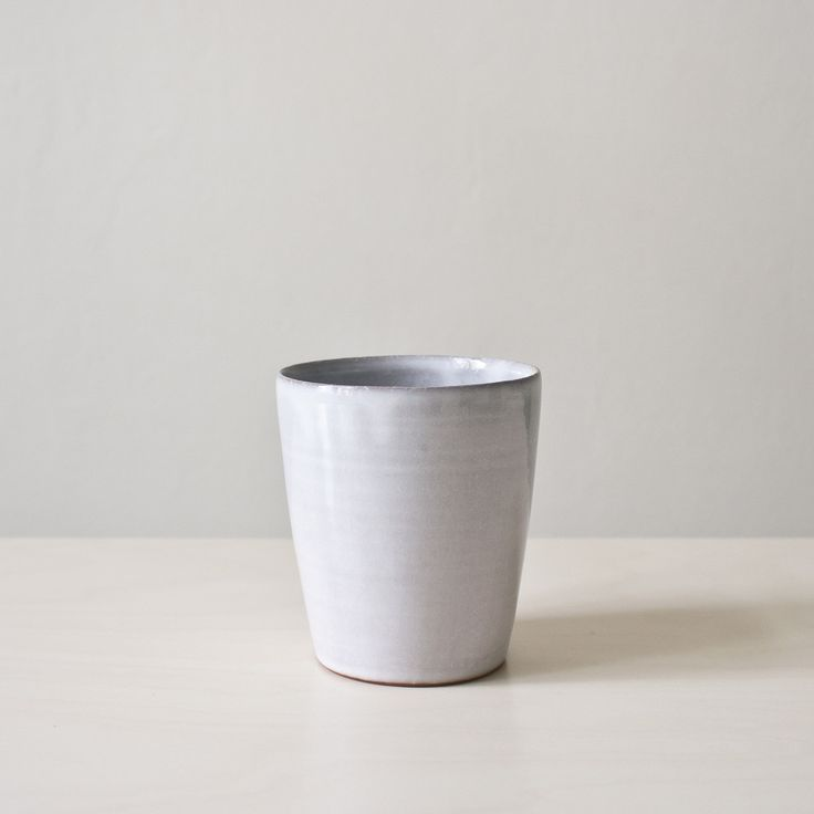 Lavender ceramic cup – HNST.LY