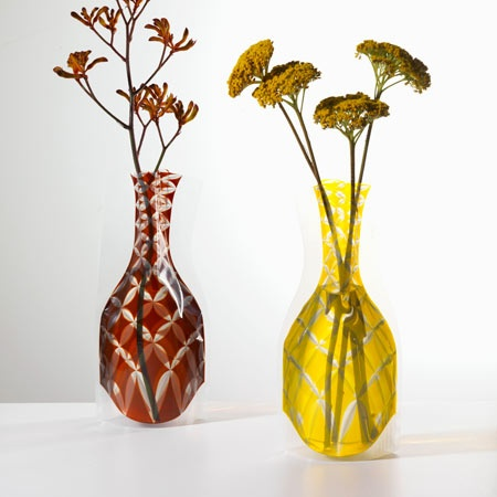 Amazing Vinyl Cut Crystal Vases. Use Same Idea For Frosted Glass! Nice Look