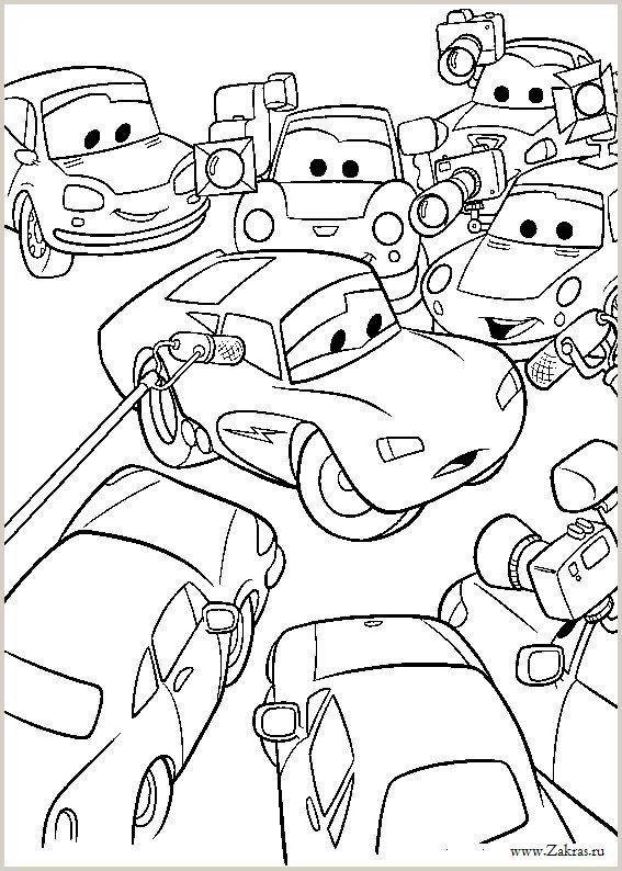Раскраски Дисней. Тачки (Cars) - раскраски (83 шт.)