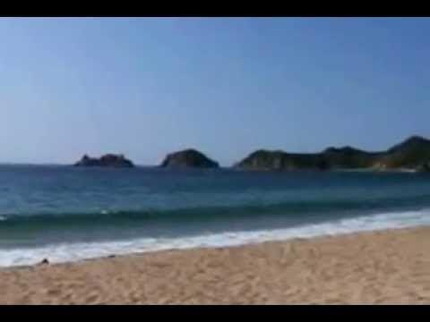 """""""MELAQUE"""" Playa de San Patyricio Melaque, Municipio de Cihuatlán, Edo. Jalisco - YouTube"""