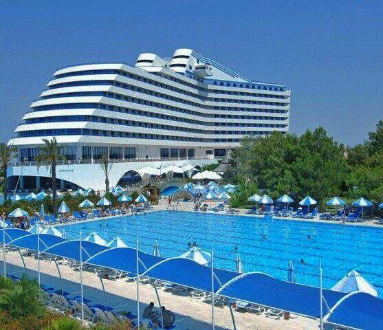 Titanic Beach Lara Resort, Antalya, Turkey
