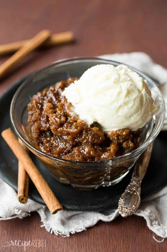 Slow Cooker Gingerbread Pudding Cake Recipe on Yummly. @yummly #recipe