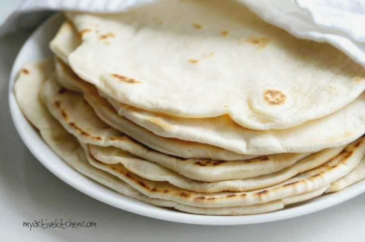 homemade shawarma bread recipe