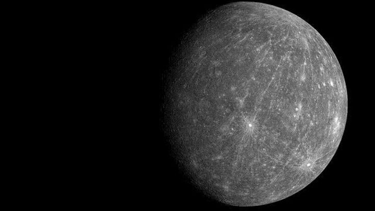 In his theory of general relativity, Einstein showed that mass warps space. + how it affects mercury