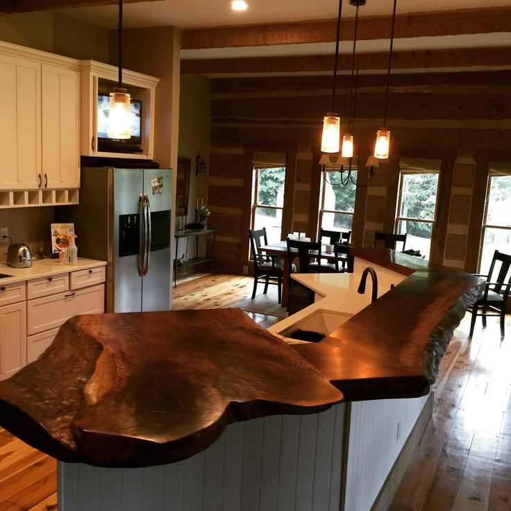 Kitchen Island Table Online India: 1000+ Images About Live Edge Furniture On Pinterest