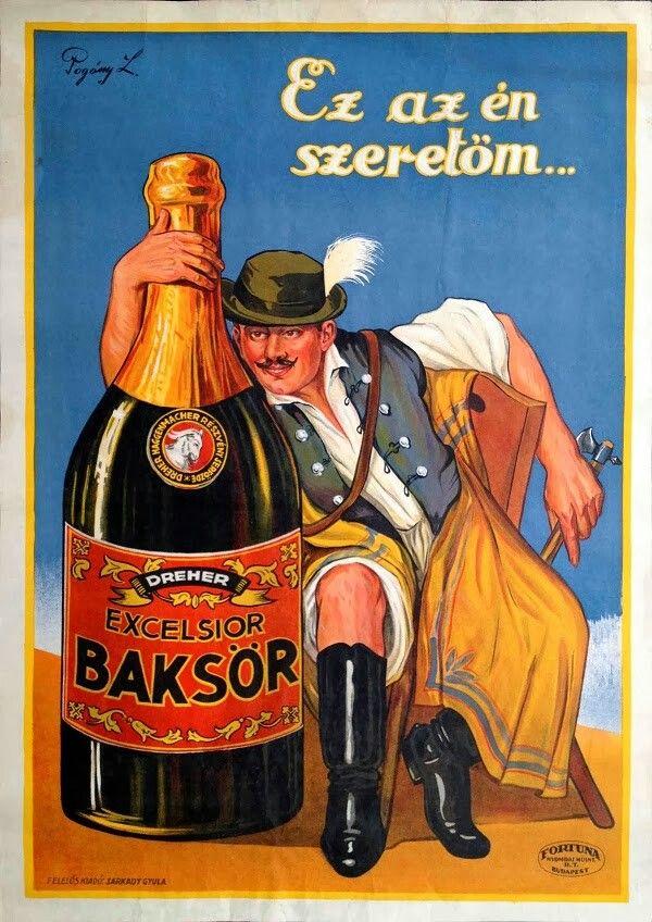 Plakát sör