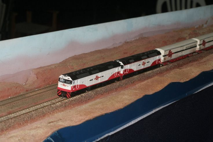 West Australian Model Railway Club Bassendean Australia