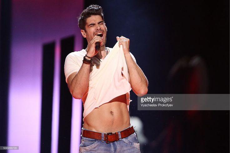 Fehérvári Gábor Alfréd - Freddie (Hungary Eurovision 2016 contestant)