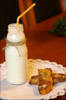 Hoje para jantar ...: Iogurte Líquido de Côco