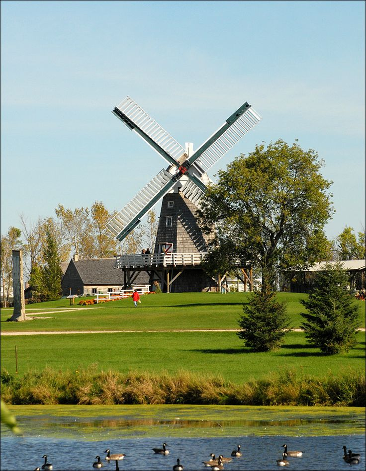 Steinbach windmill