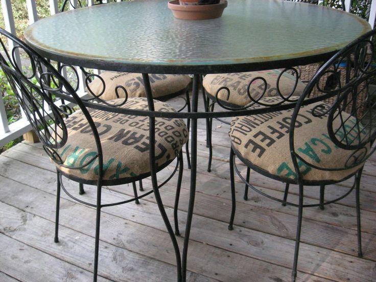 26 best Round Bistro Chair Cushions images on Pinterest Bistros
