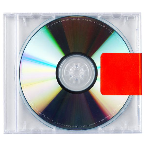 "8. ""Yeezus"" by Kanye West - Pitchfork's Top 100 Albums of the Decade (So Far)"