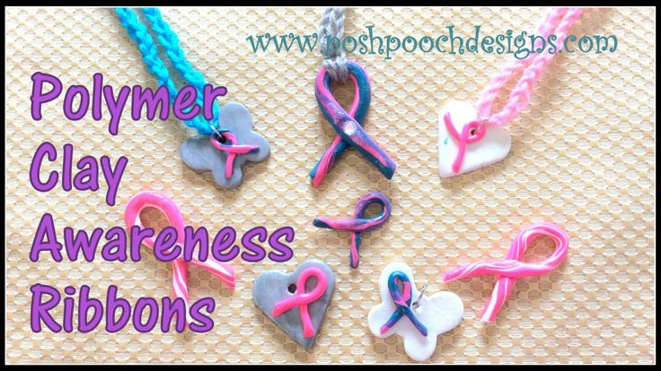 how to make awareness ribbons