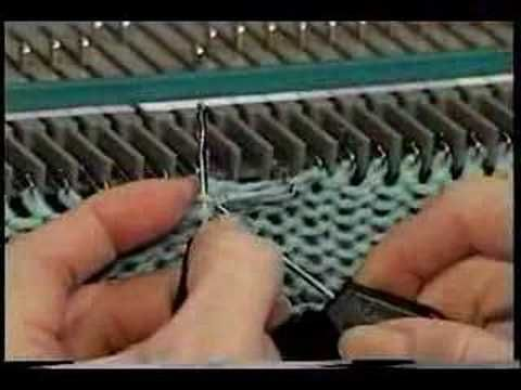Ultimate Sweater Machine - Cable Knitting