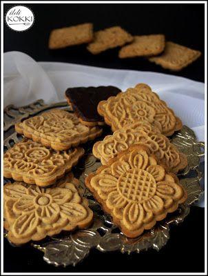 ildi KOKKI : Mézes keksz (Mese keksz házilag)