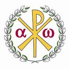 Resultado de imagen para cruz junto con alfa y omega para dibujar