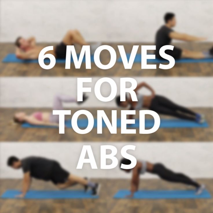 Toning Ab Workout