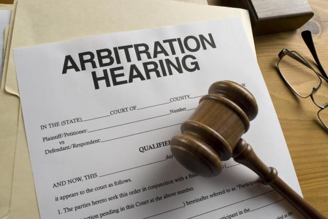 Describes the arbitration process vs. the litigation process, with points of differences and similarities.
