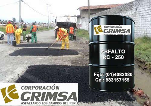 asfalto rc2501