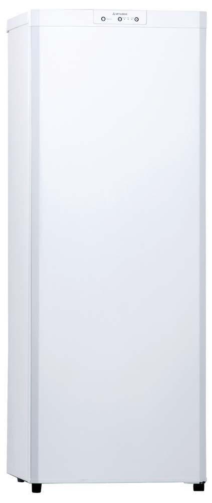 Mitsubishi 160 Litre Vertical Freezer $899.99 from Noel Leeming