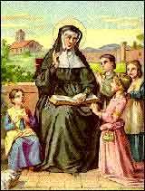 ST. ANGELA MERICI :: Catholic News Agency (CNA)