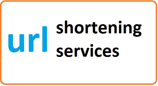 link shortening services