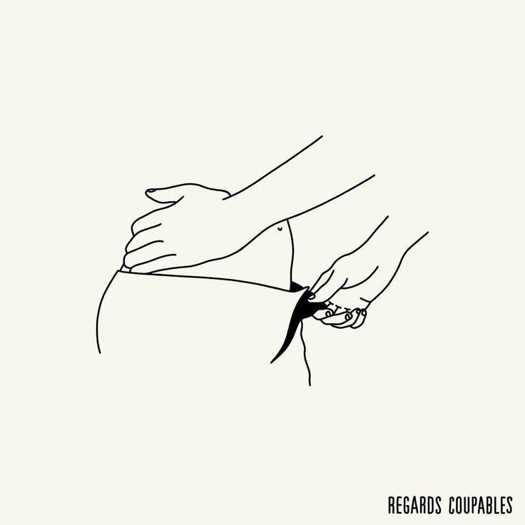 ✨Go let it out✨ #eroticdrawing #eroticart #regardscoupables (à Paris, France)