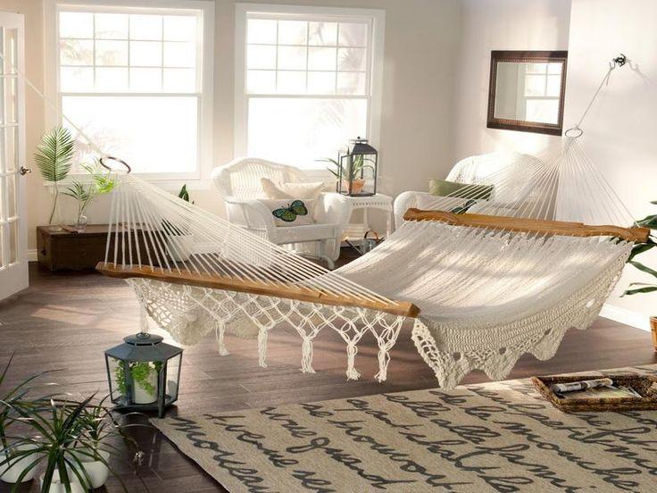 Best 25 Indoor Hammock Bed Ideas On Pinterest Hammock